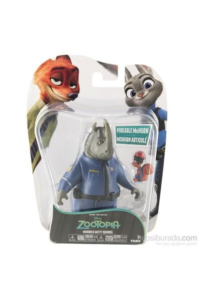 Zootropolis Figürler 2Li Paket Mchorn & Safety Squirrel