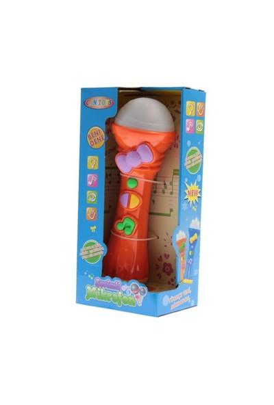 Can Toys Kutulu Türkçe Mikrofon