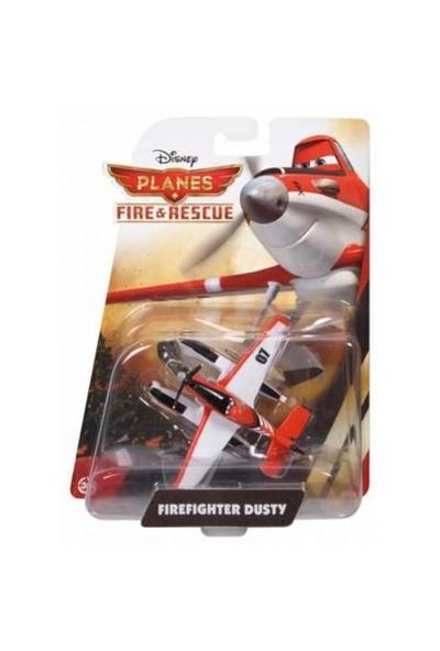 Planes 2 : Karakter Uçaklar - Firefighter Dusty