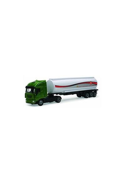 Newray 1/43 Iveco Petrol Tanker Diecast Metal Tır