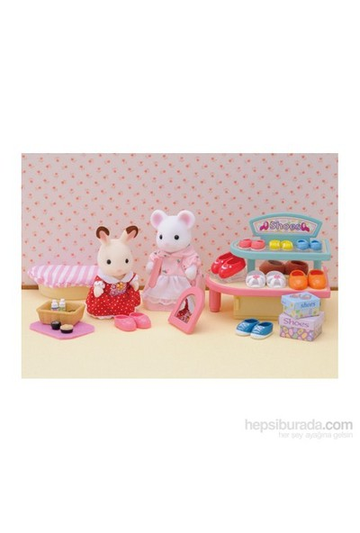 Sylvanian Families / Village Shoe Shop (ESF2404)