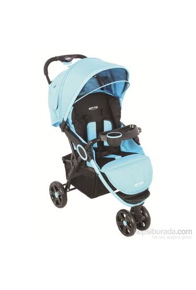 Baby Max Prato Jogger Bebek Arabası / Mavi