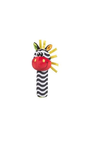 Playgro Orman Arkadaşları Zebra Squeakers