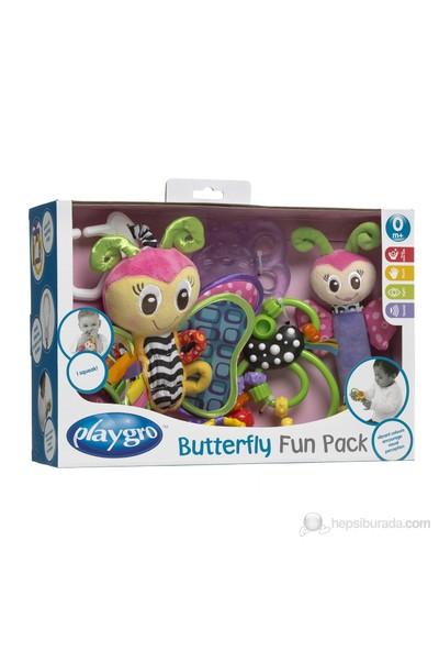 Playgro Kelebek Hediye Paketi