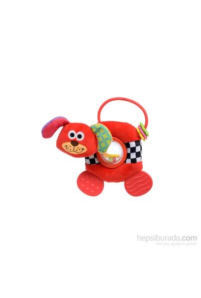 Bondigo BP2410 Diş Kaşıyıcı ve Yaylı Çıngırak Köpek