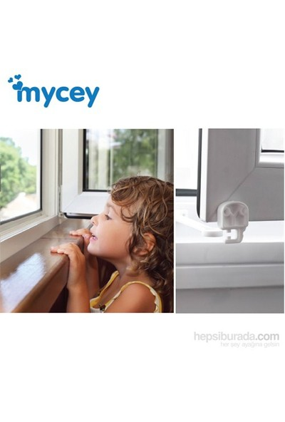 Mycey Ayarlı Pencere Kilidi