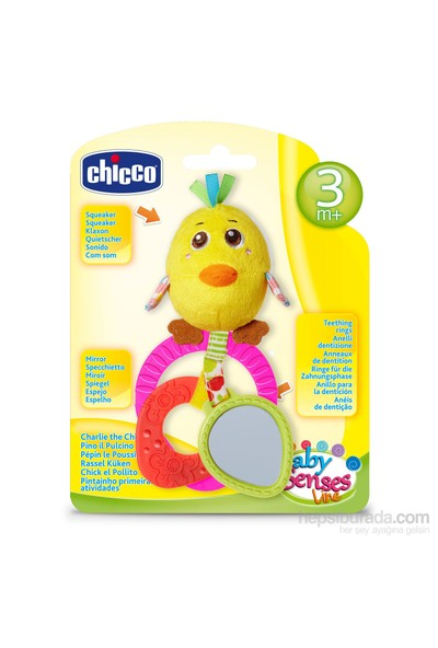 Chicco Sevimli Tavuk Puset Oyuncağı