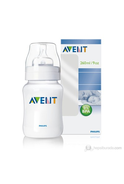Philips Avent SCF683/61 0% BPA PP Biberon (260 ml ,Tekli)