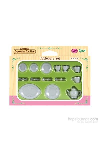 Sylvanian Families Tableware Set