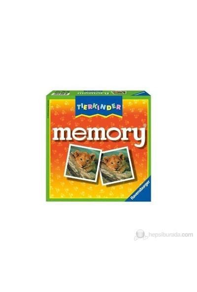 Ravensburger Tierkinder Memory Türkçe Memory Oyunu