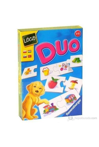 Ravensburger Logo Oyunları Duo Türkçe, Eğitici Oyun