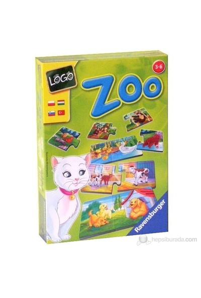 Ravensburger Logo Oyunları Zoo Türkçe, Eğitici Oyun