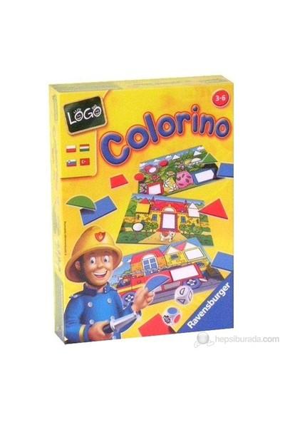 Ravensburger Logo Oyunları Colorino Türkçe, Eğitici Oyun