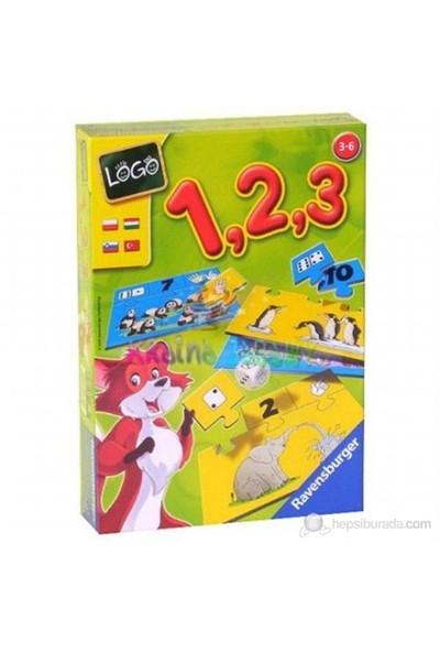 Ravensburger Logo Oyunları 123 Türkçe, Eğitici Oyun