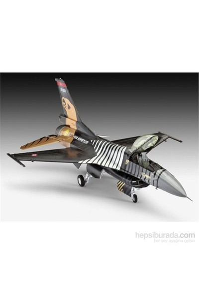 Revell 04844 SoloTürk F-16C Gösteri Uçak Maketi 1:72