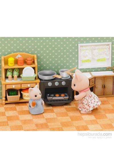 Sylvanian Families Oven Set