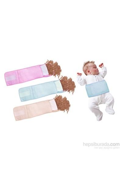 Sevi Bebe Gaz Giderici Termal Karın Kemeri - Krem