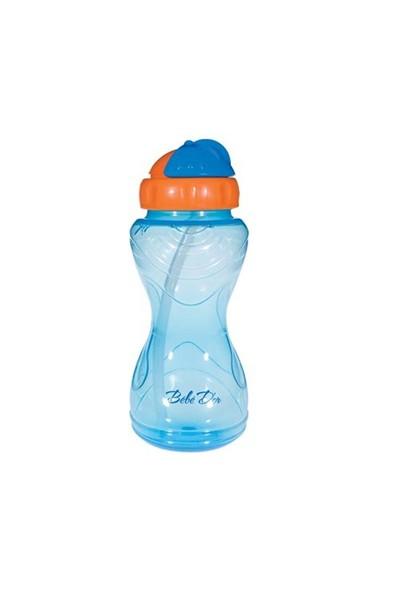 Bebedor Sportif Pipetli Bardak / Mavi