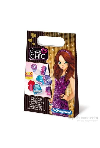 Clementoni Crazy Chic Moda Yüzükler