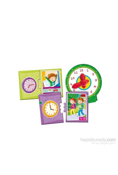 Clementoni Oyna ve Öğren Saat Kaç?