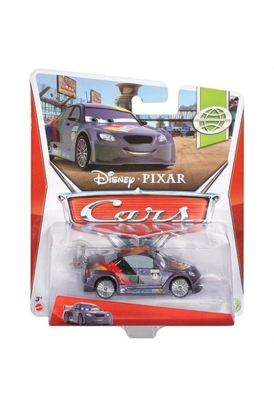 Disney Cars 2 Tekli Karakter Araçlar Max Schnell