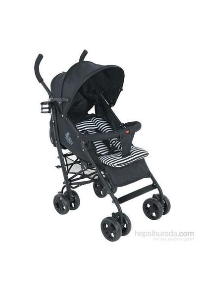Baby Hope Nexus Baston Bebek Arabası Siyah