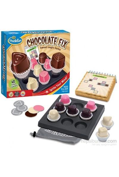 Thinkfun Çikolata Yerleştirme (Chocolate Fix) Akıl Oyunu