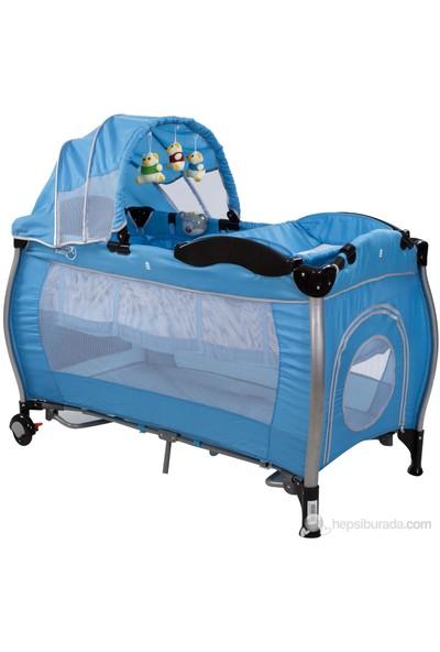 Sunny Baby Sb-604 Playworlds Oyun Parkı / Mavi