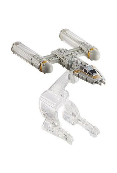Y Wing Fighter Red 5 Hot Wheels Star Wars Uzay Gemileri