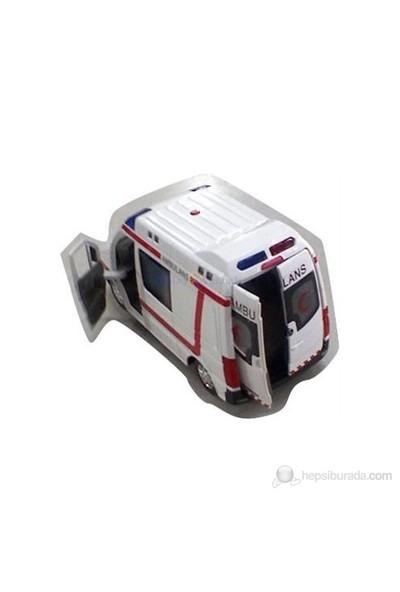 1:32 Mercedes-Benz Sprınter Ambulans