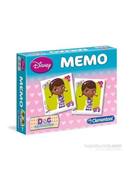 Clementoni Memo Dottie Domino Hafıza Oyunları