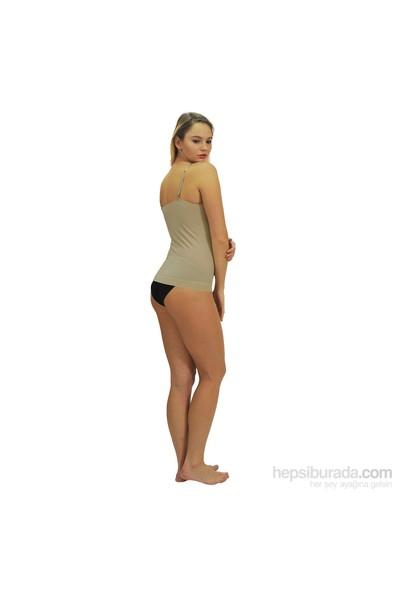 Emzik Form Bambu Ayar Askılı Atlet