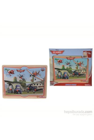 Eichhorn Planes Figur Puzzle