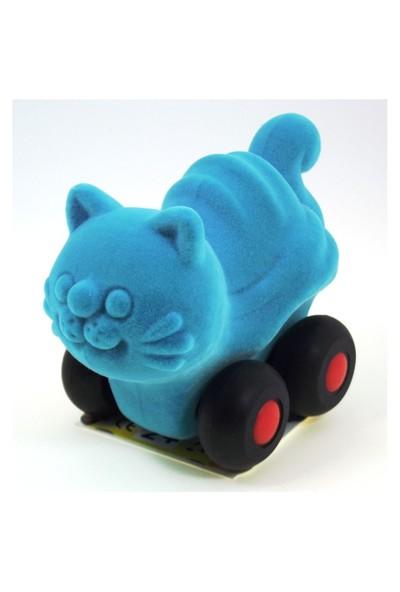 Rubbabu Küçük Hayvanlar Rubbabu Mavi Kedi