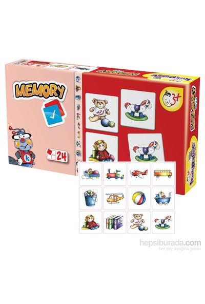 Kırkpabuc Oyuncaklar (Hafıza Oyunu Karton Puzzle)