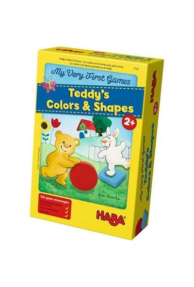 Haba Ayıcığın Renk Ve Şekilleri (Teddy's Colors & Shapes)