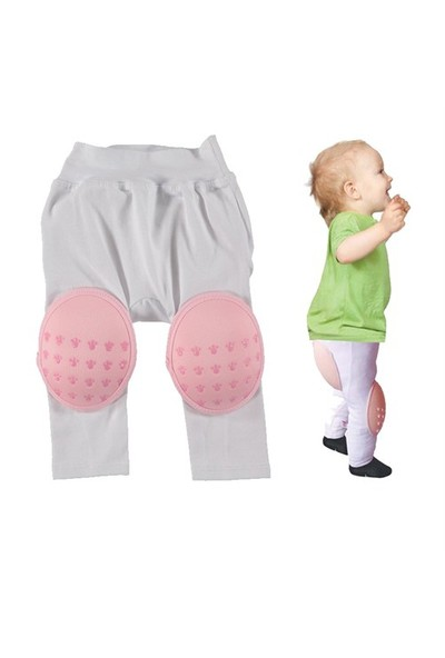 Sevi Bebe İlk Adım Pantolonu Pembe 9-12 Kg