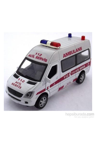 3/S Metal Minibüsler Ambulans