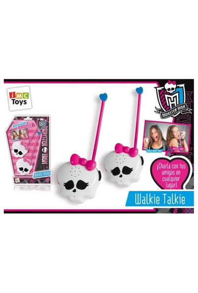 Imc Monster High Walkie Talkie