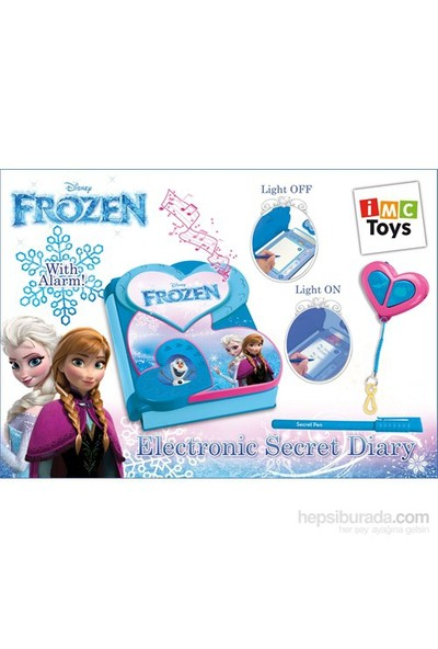 Frozen Gizli Günlük