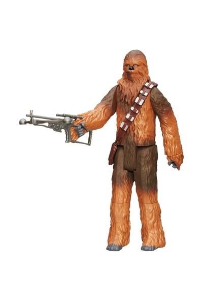 Star Wars Titan Hero Özel Figür Chewbacca