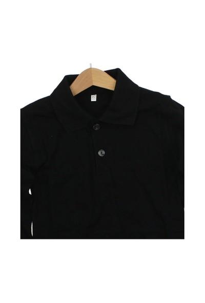 Modakids Uzun Kol Siyah Okul Lakos 019 - 9511 - 038