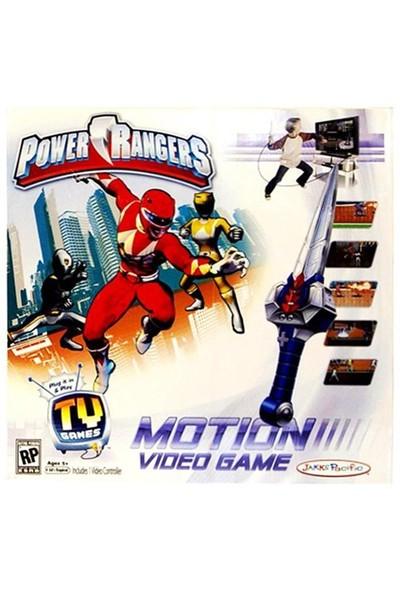 Jakks Pacific Power Rangers Motion Tv Oyunu