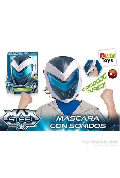 IMC Toys Max Steel Elektronik Maske