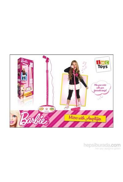 IMC Toys Barbie Ayaklı Mikrofon