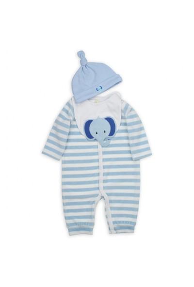 Modakids Wonder Kids Erkek Bebek 3'Lü Takım 010-4470-015