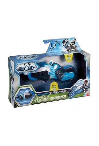 Max Steel Turbosiklet