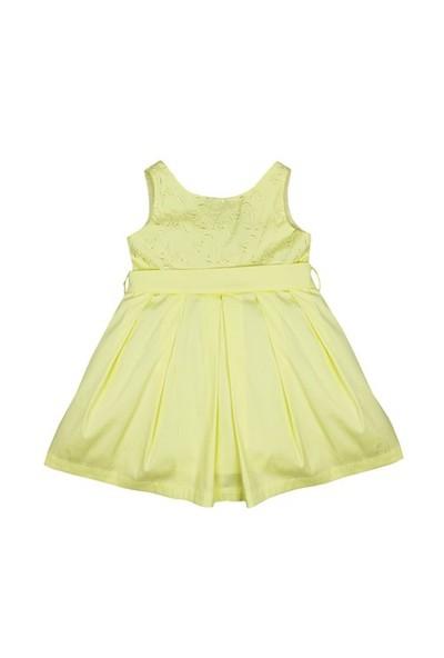 Karamela Işıl Elbise