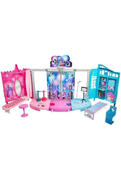 Barbie Prenses Ve Rock Star Sahne Oyun Seti Ckb78