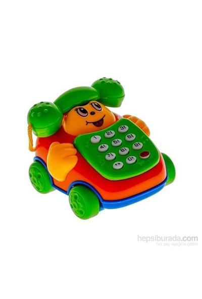 Birlik Pilli Müzikli Telefon